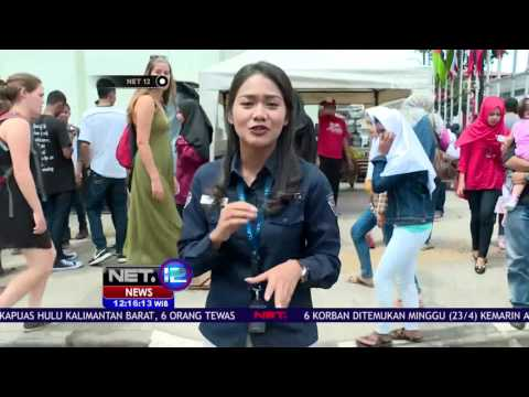 Video travel bandung asia afrika