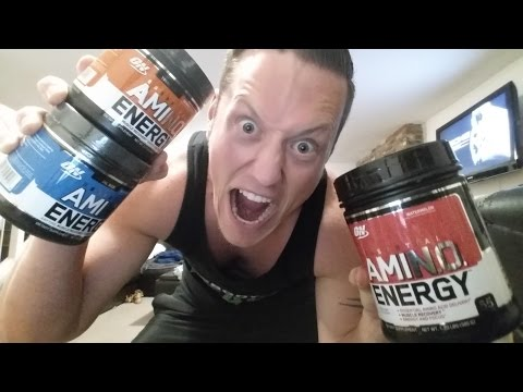 Amino Energy Review | Cleanest Crack In Town?