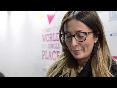 Alina Arat, head of sales and marketing, Expo Milano 2015
