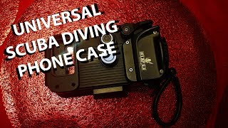 Ocean Pictures: Universal Scuba Diving Phone Case Review PART 2