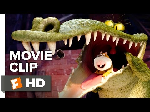 The Secret Life of Pets Official Clip - Accident Mid Laugh (2016) - Animated Comedy HD