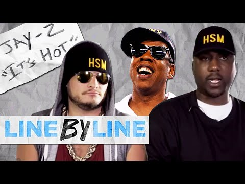 Jay-Z + Common + Master P Lyrics Decoded! - LINE BY LINE, Ep. 12