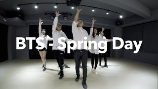download lagu Bts '봄날 Spring Day Dance Cover From Taiwan / gratis