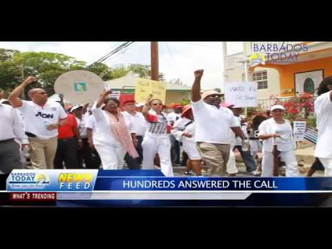 BARBADOS TODAY EVENING UPDATE - May 19, 2016