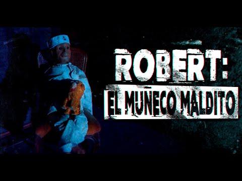 ROBERT, EL MUÑECO MALDITO- Capítulo estreno de Voces Anónimas V con Guillermo Lockhart