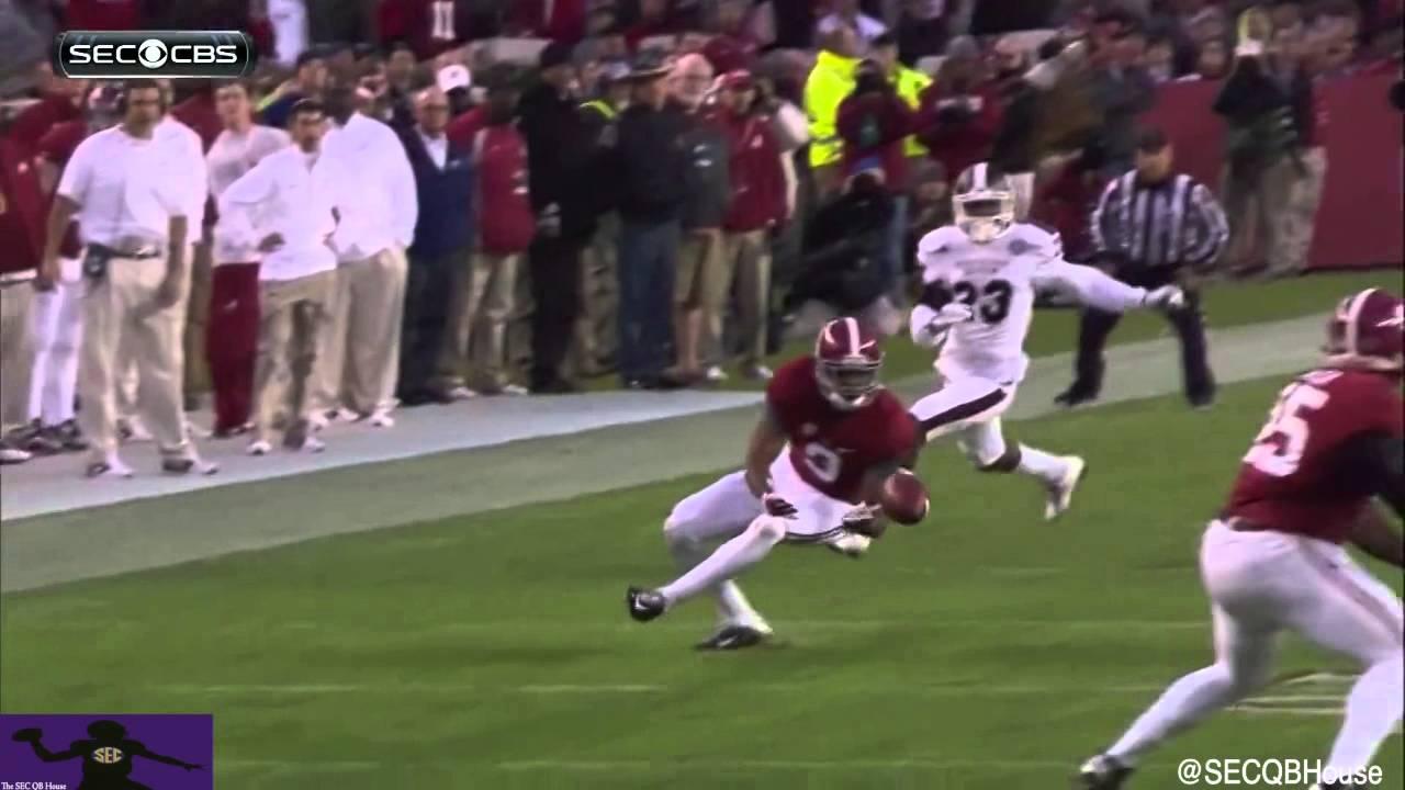 Blake Sims vs Mississippi State (2014)