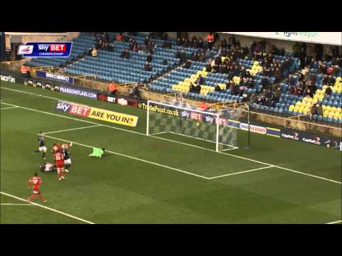 Millwall 1-5 Middlesbrough - Sky Bet Championship Season 2014-15