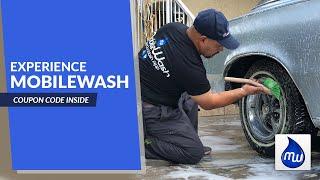 MobileWash - Car Wash Near Me