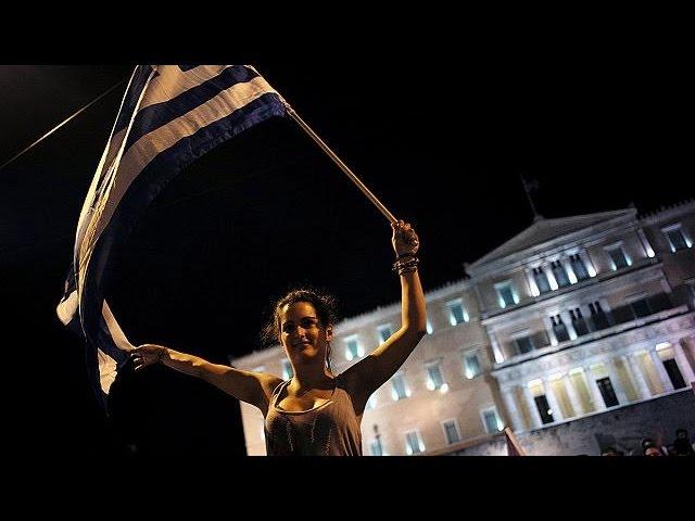 """Réactions sans concession au """"non"""" grec"""
