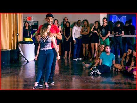 Kuna Malik Hamad & Kim Rottier - Zouk Dance - International Miami Zouk Festival 2017