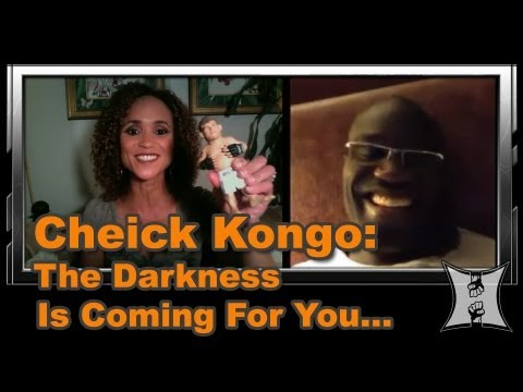 UFC 159s Cheick Kongo on Fighting Roy Nelson Being Black  French  His MMA Legacy