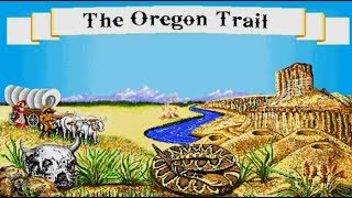 The Oregon Trail Deluxe (MS-DOS) Review - Heavy Metal Gamer Show