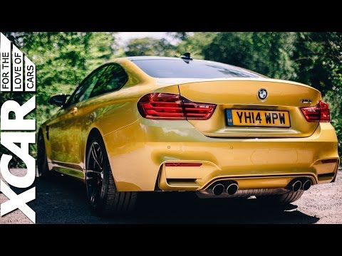 BMW M4: Legend Reborn - XCAR