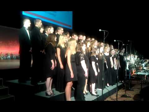 Lutheran High Schools South & St Charles Choirs - 04/20/2012