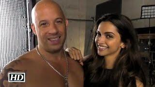 Watch Deepika Padukone's Birthday wishes for Vin Diesel