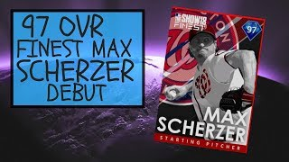 RANKED SEASONS GRIND FOR WORLD SERIES! 97 OVR FINEST MAX SCHERZER DEBUT! MLB THE SHOW 18