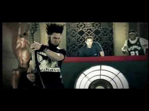 Imagem da capa da música It's going down de Linkin Park