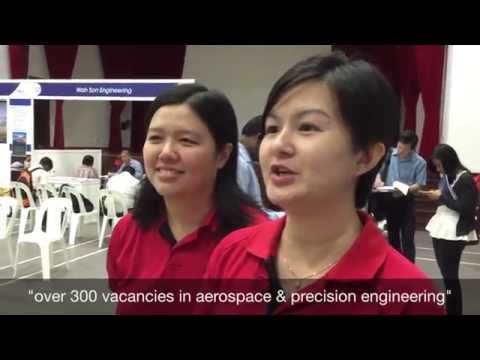 Aerospace & Precision Engineering Recruitment Fair (16 Jun'15)