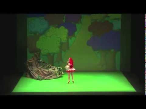 A casa de la abuelita caperucita roja maracaibo teatro for Casa amarilla musica