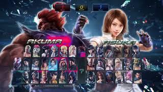 Tekken 7 Awais Honey(Akuma) vs Arslan Ash(Asuka, Kazumi) ManiaX Fighters cup s2