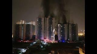 [Cập nhật] Cháy chung cư cao cấp ở Sài Gòn, ít nhất 27 người thương vong