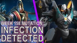 Starcraft II: Infection Detected [Robo Buddies]