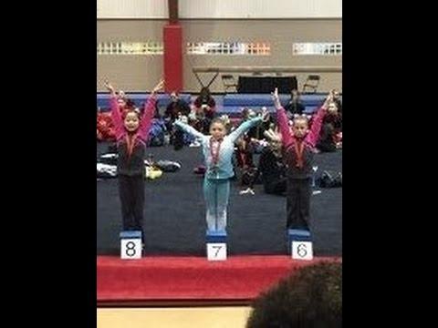Sydney USAG Gymnastics Rutgers Twilight Knight Invitational 3/7/2015
