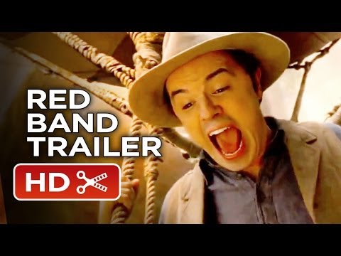 A Million Ways To Die In The West Red Band TRAILER 1 (2014) - Seth MacFarlane Movie HD