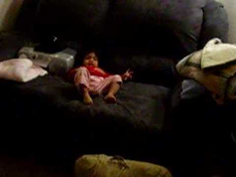 Divya Climbing Sofa video