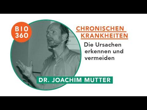 101 Wie Du die Ursachen von chronischen Krankheiten erkennst: Prof. Dr. Joachim Mutter - Teil 1