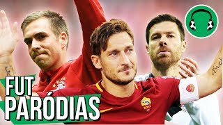 download musica ♫ ADEUS LENDAS Totti Xabi Alonso Lahm Paródia Hear Me Now - Alok Bruno Martini