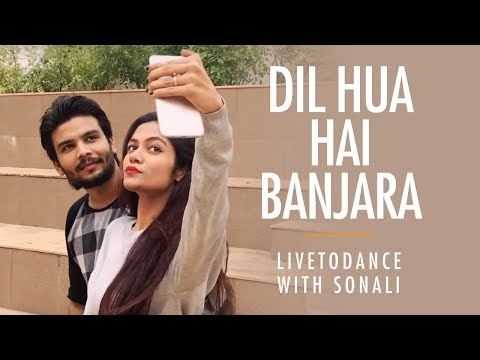 Dil Hua Hai Banjara - Shraddha Sharma ft IshQ Bector - Dance Cover | LiveToDance with Sonali