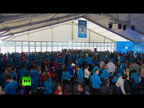 Putin talks Ukraine, NATO, Crimea at Q&A with Russian youth (FULL VIDEO)