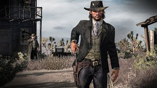 Red Dead Redemption: A Long-Winded Critique