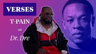 """T-Pain on Dr. Dre and Eminem's """"Forgot About Dre"""" 