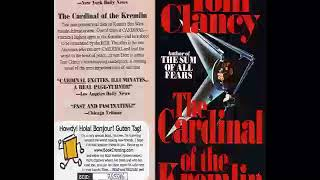 Tom Clancy   The Cardinal of the Kremlin   Audiobook   Part 1