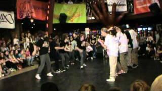 Walka o Puchar Bizona Co jest Crew?! vs Fair Play Kwadrat Rytm Ulicy 2011
