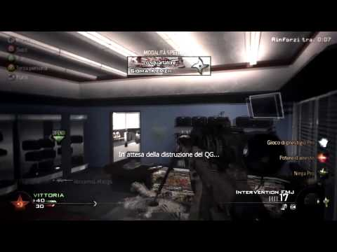 Sigma vs eM Semi-Final ITC | XBOX | 2-1 | Mw2 CM By Lite
