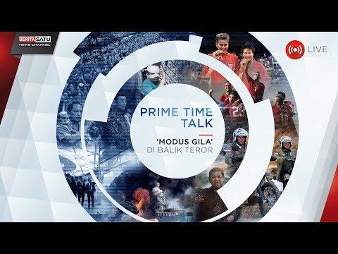 Live Streaming Prime Time Talk: