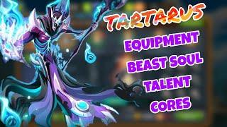 Magic Rush : Tartarus 🔥 | Equipment, Beast Soul, Talent, Cores