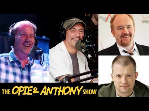 Opie & Anthony + Louis CK - News/Media Clips