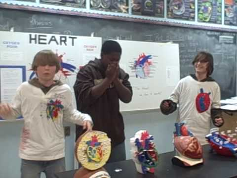 Heart Rap Pearson Middle School