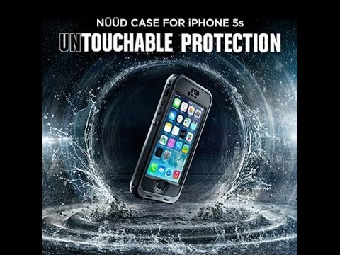 Lifeproof NUUD iPhone 5s Case REVIEW and TEST