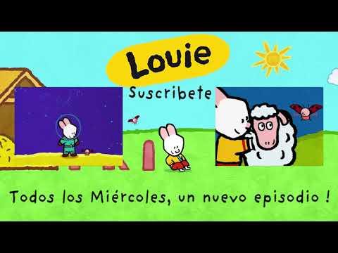 Dibujos animados para niños - Louie dibujame un caballo HD