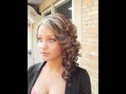 svecane frizure i styling 2012
