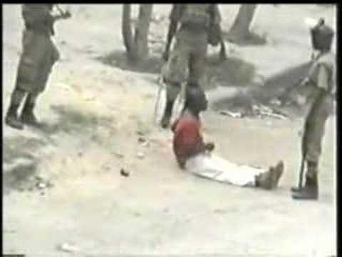 Tanzania Police Brutality: Zanzibar Nov 2005 (Part 2)