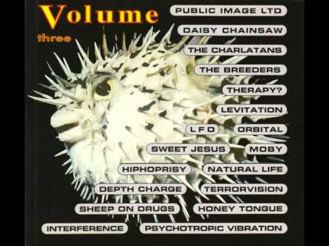 Volume Three - The Charlatans - Over Rising