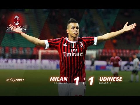 Milan-Udinese 1-1