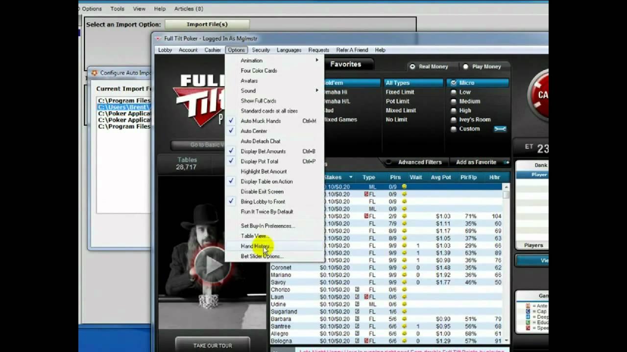 Poker office 5 vs holdem manager 2