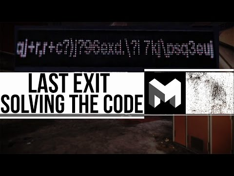 Last Exit: Solving the Secret Code! - Destiny Rise of Iron (funny parody)
